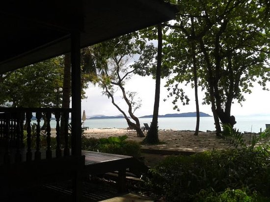 Century Langkawi Beach Resort: our room view