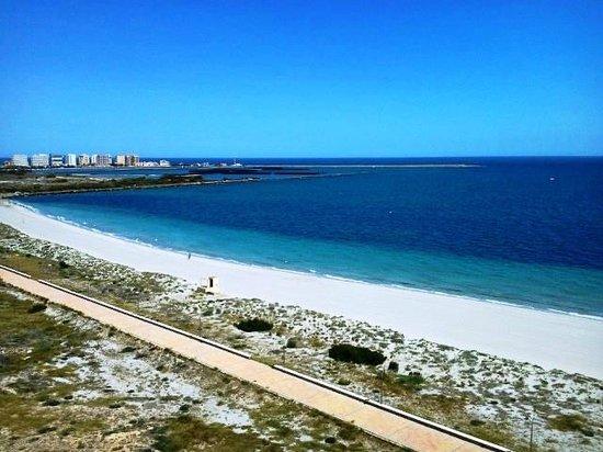 Playa Principe: Views Of The Mediterranean & Mar Menor From Main Balcony