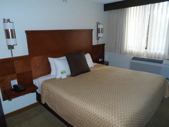 Hyatt Place Fort Lauderdale / Plantation: Sleeping area
