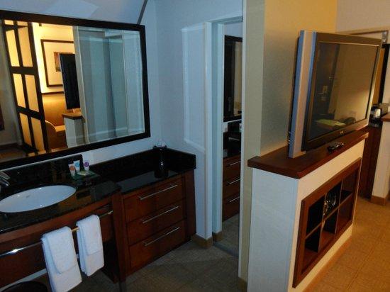 Hyatt Place Fort Lauderdale / Plantation: Wash area