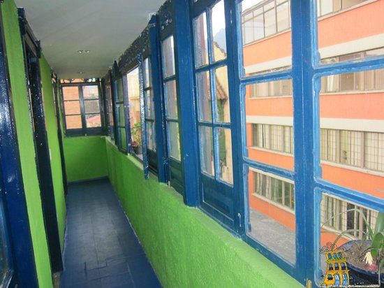 Bogota Dream Hostel: vista 2