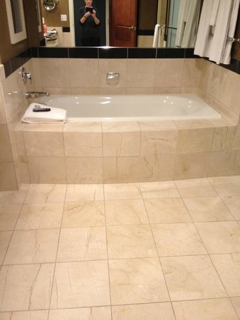 The Grand Hotel Minneapolis - a Kimpton Hotel: Tub