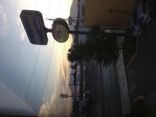 City Express Saltillo Norte: 外観