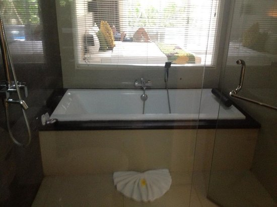 The Grand Sunti: bathtub