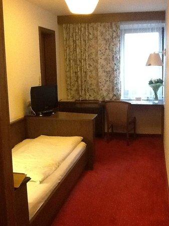 Hotel Gasthof Goldener Löwe: 1-местный номер