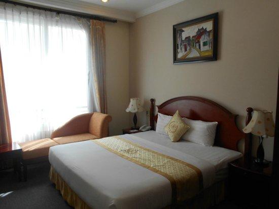 Rosaliza Hotel: 部屋の内装