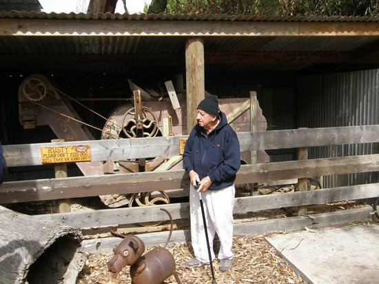 The Great Aussie Beer Shed: a man remembering the past