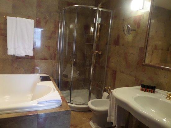 Palazzo Victoria : bathroom
