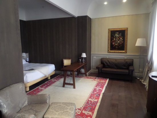 Palazzo Victoria: bedroom
