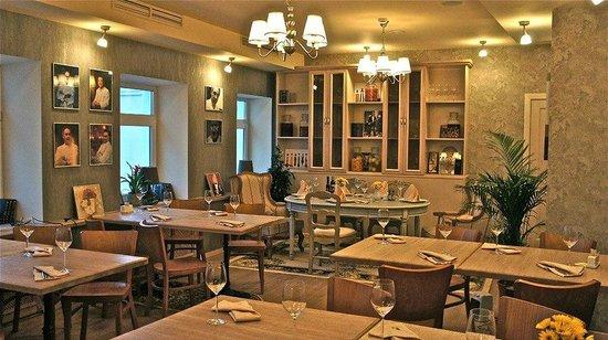 Chestnaya Kuchnya Restaurant