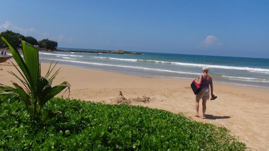 Canal Villa: Beach - Bentota