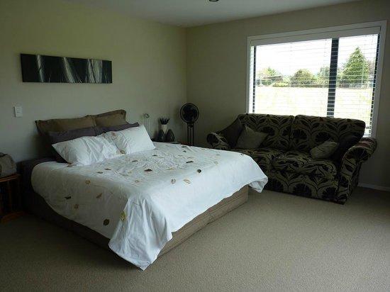 Coastal Haven Bed and Breakfast : Bedroom