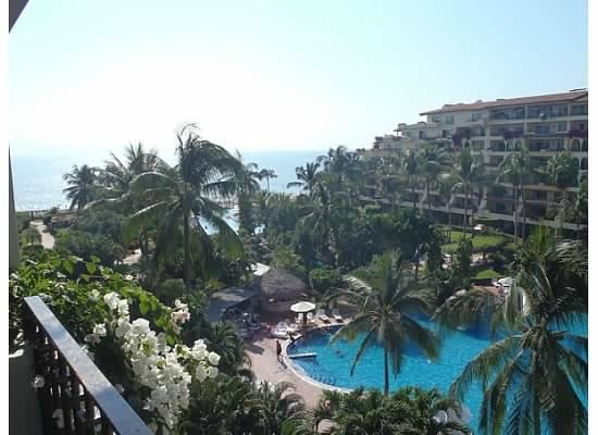 Velas Vallarta: Amazing View From Our Patio