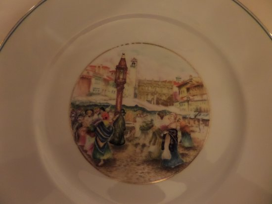 Maffei Restaurant: Plate