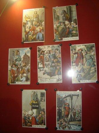 Museum of Medieval Torture: Diversas torturas