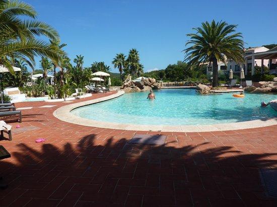 Hotel Le Palme: la piscine