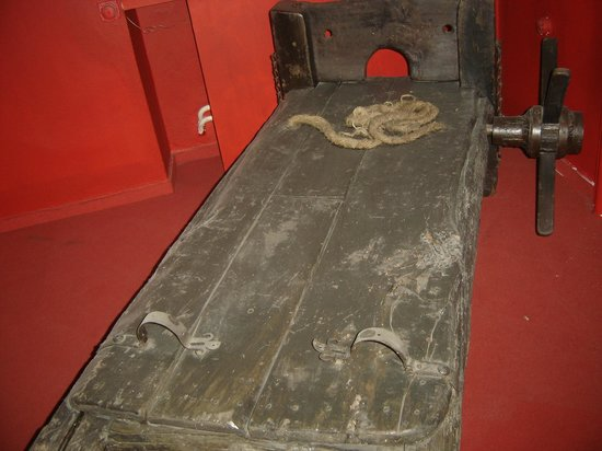 Museum of Medieval Torture : Tortura