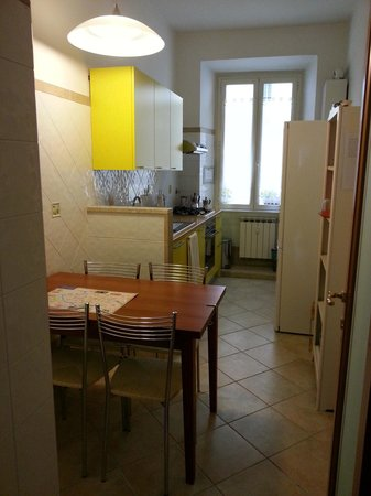 Loggetta di Trastevere: Kitchen