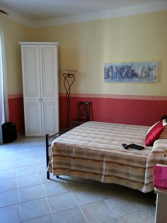 Loggetta di Trastevere: Bedroom