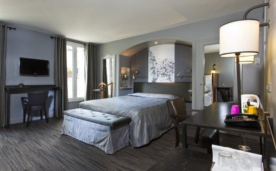 Hotel Concortel : Suite room