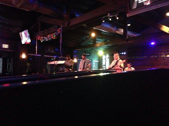 Best Western Plus Austin City Hotel: Live band