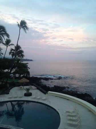 Royal Kona Resort : Sunrise
