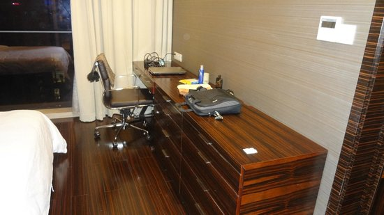 HeeFun Apartment Hotel GZ Poly World Trading Center : Room