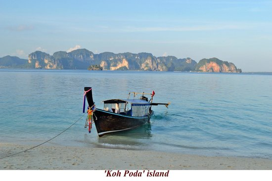 Photographers Heaven - Picture of Koh Poda Island, Krabi Province - Trip...