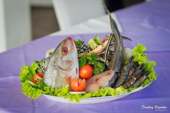 Kulmith Restaurant: Фантазия от Шеф-повара