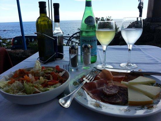 Costa Dorada: My Lunch