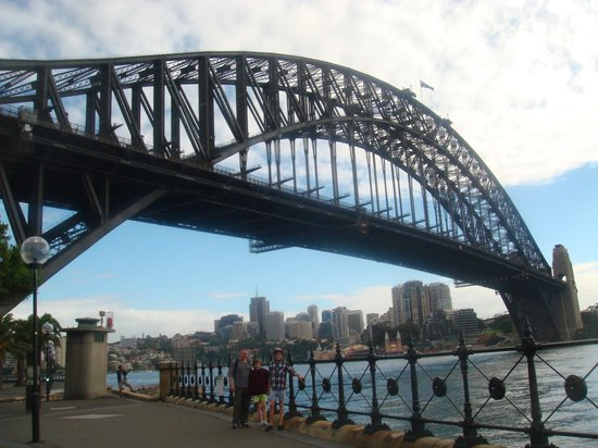 Pier One Sydney Harbour, Autograph Collection : 2 minutes walk from our hotel