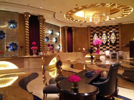 Sofitel Macau At Ponte 16: le hall de l'hôtel