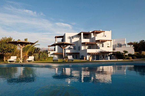 Ammos Naxos Exclusive Apartments: εξωτερικός χωρος