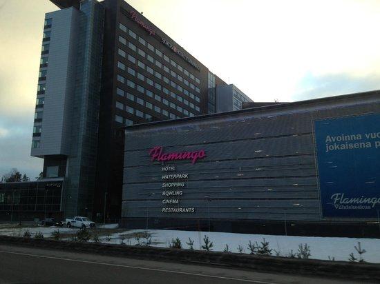 Break Sokos Hotel Flamingo: Sokos