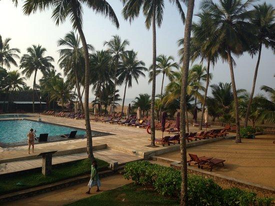 AVANI Kalutara Resort: Sea view room balcony