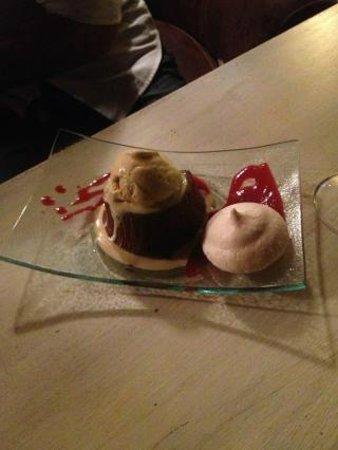 Chez Pilou : Le fondant au chocolat