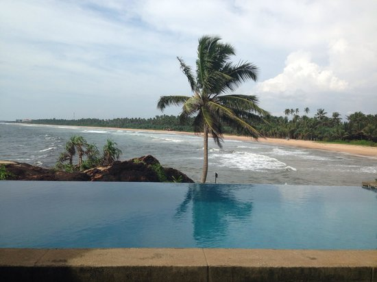 Saman Villas: View from the room