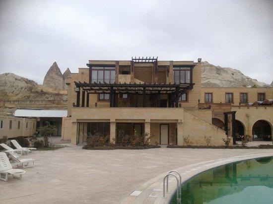Tourist Hotel & Resort Cappadocia: front view