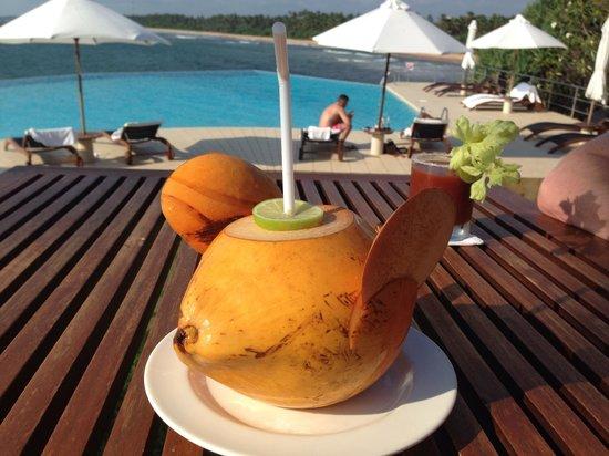 Saman Villas : Signature cocktail