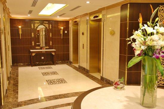 Millennium Taiba Hotel : Hotel Elevator
