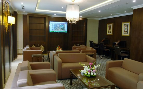 Millennium Taiba Hotel : Executive Lounge