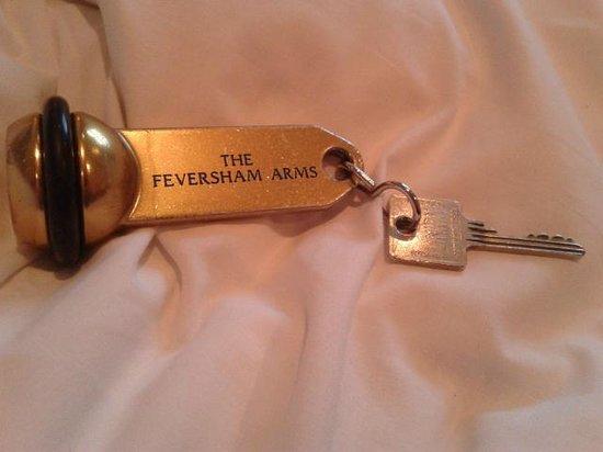 Feversham Arms Hotel & Verbena Spa: room 35