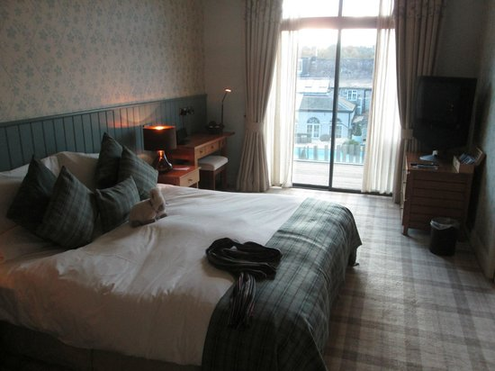 Feversham Arms Hotel & Verbena Spa : room 35