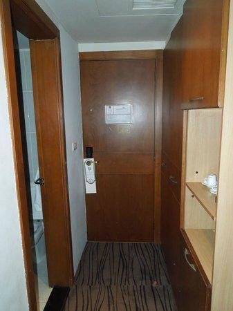 Plaza Hotel: Zimmer