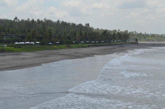 Soori Bali: Blick auf das Hotelgelände
