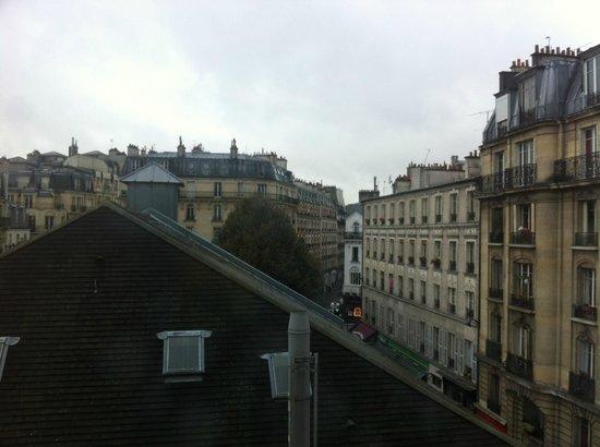 Adagio Paris Montmartre: vue