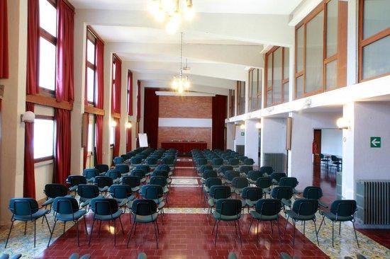 Hotel Soggiorno Salesiano: Sala meeting