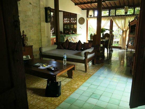 Villa Kampung Kecil: dans notre chez nous