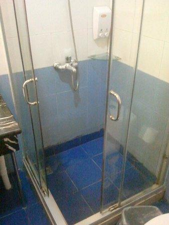 Captain Youth Hostel(Fuzhou Rd Branch): mais ça n'aide pas  à se sentir chez soi !