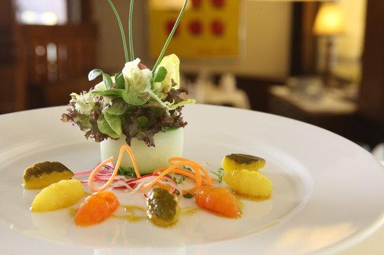 Restaurant Lapin: Starter